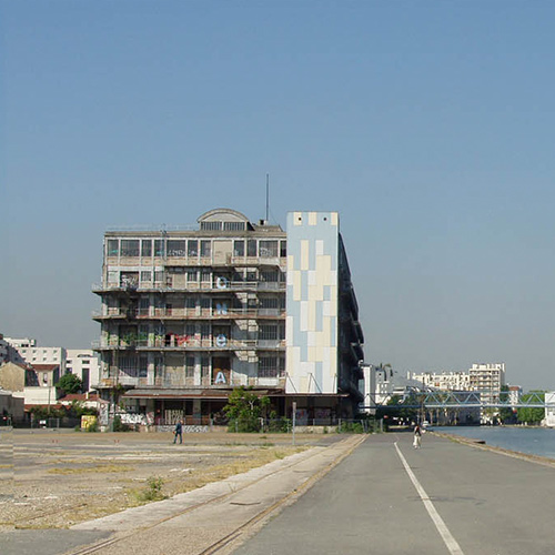Zac du port de pantin olivier hostiou architecte for Paysagiste nantes